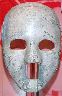 Jacques Plante Wikipedia The Free Encyclopedia Goalie Mask Hockey Mask Goalie