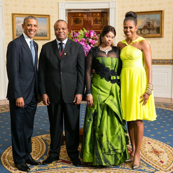 Swaziland ladies