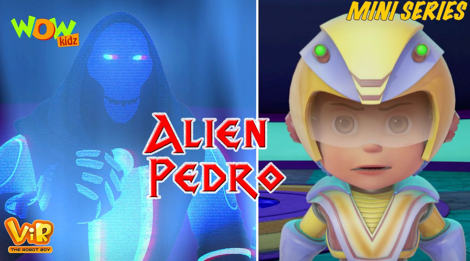 Alien Pedro A Great Scientist Of Another Planet Kidnaps