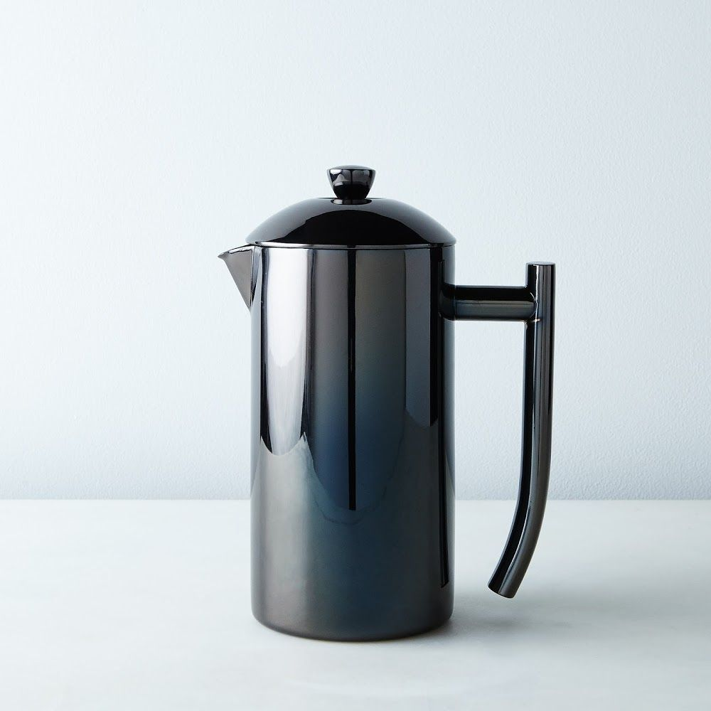 how to make espresso shot at home with french press