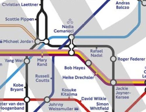 Angel London Map.London Tube Map Given Olympic Makeover Angel Station Becomes