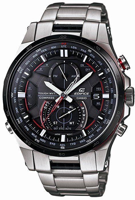 3fd22827de8e Casio Edifice EQWA1200DB1AJF - Reloj para hombres
