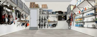 Superbe Photos Of Well Organized Garage, Garage Cabinets And Shelves, Tool Bench,  Organized Storage
