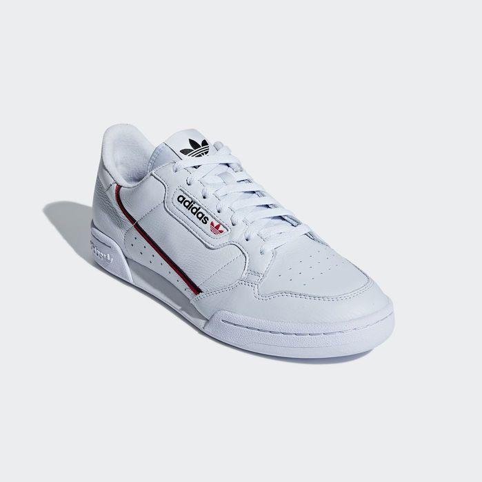 adidas Continental 80 shoes aero blue