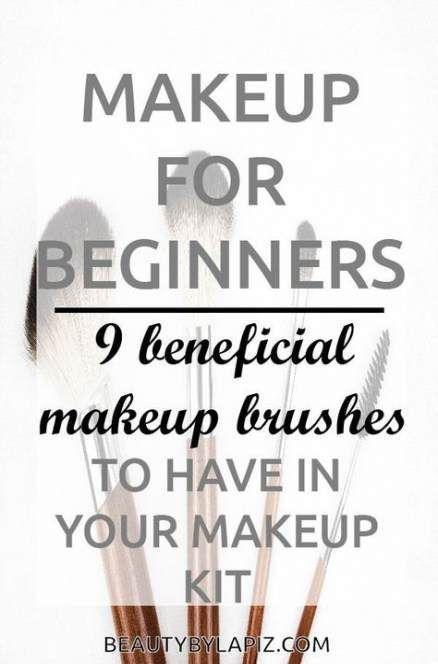 Photo of #Inspirations #Brushes #Real #Heat # #Makeup Techniques for cheat sh