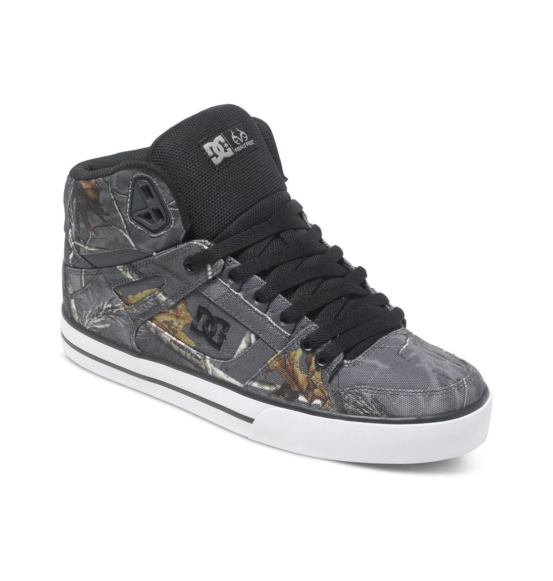 Men S Spartan Wc Realtree High Top Shoes Adys100220 Dc