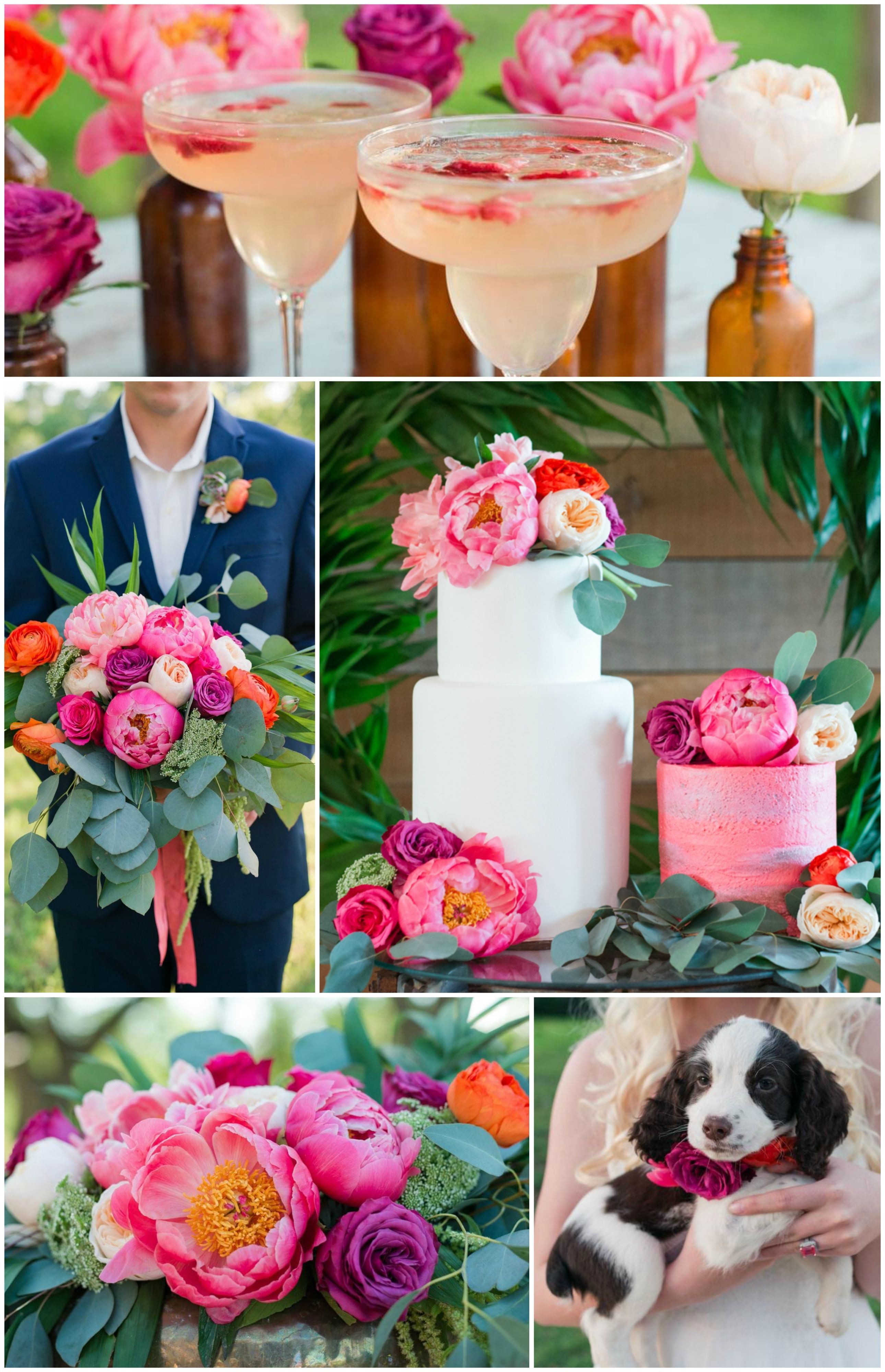 The smarter way to wed wedding cake pink wedding cake and weddings