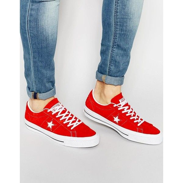 converse one star mens jeans