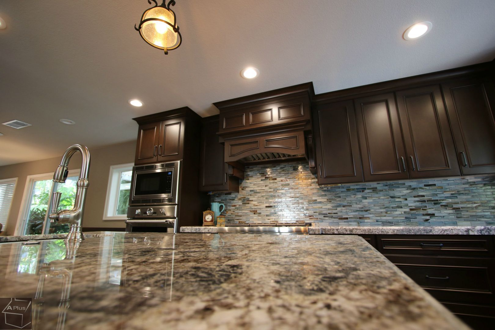 Design Build Traditional #Kitchen #Remodel with APlus ...