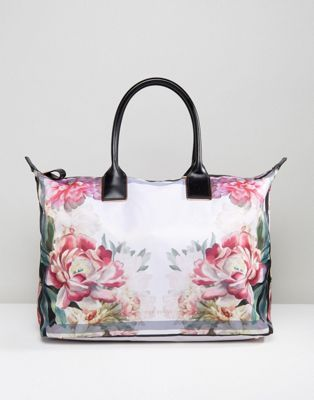 2a1315ff6c9 Ted Baker Painted Posie Weekend Luggage Bag | outfit | Bags, Luggage ...