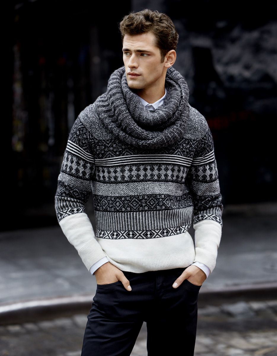 Sean O'Pry by David Roemer for H&M