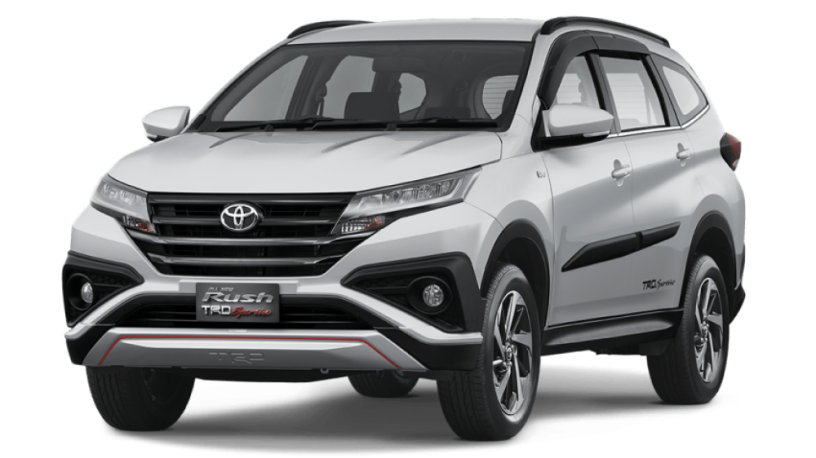 Promo Kredit Toyota Jabodetabek Jakarta Daihatsu Mobil Rush