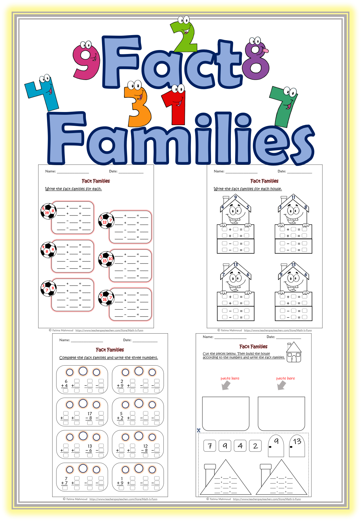 These Worksheets Include Different Activities Which Are