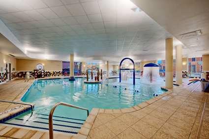 Bricktown Oklahoma City Hampton Inn Great Pool For Kids With