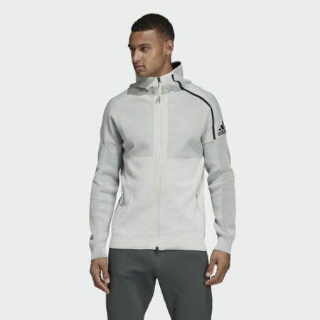 New Adidas DP9203 Men ATHLETICS ZNE PK Hoodie Track TOP