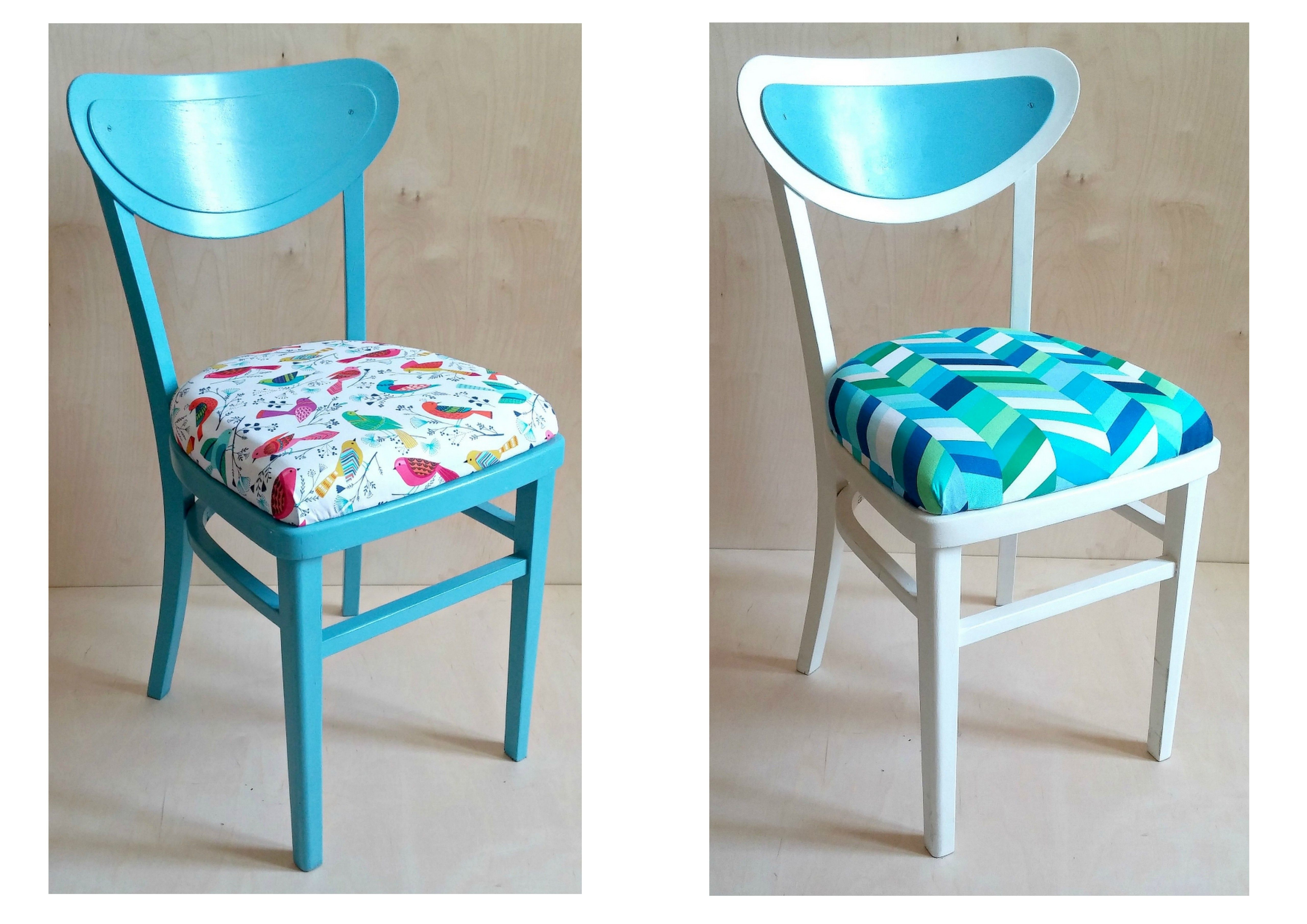 Chairs Makeover