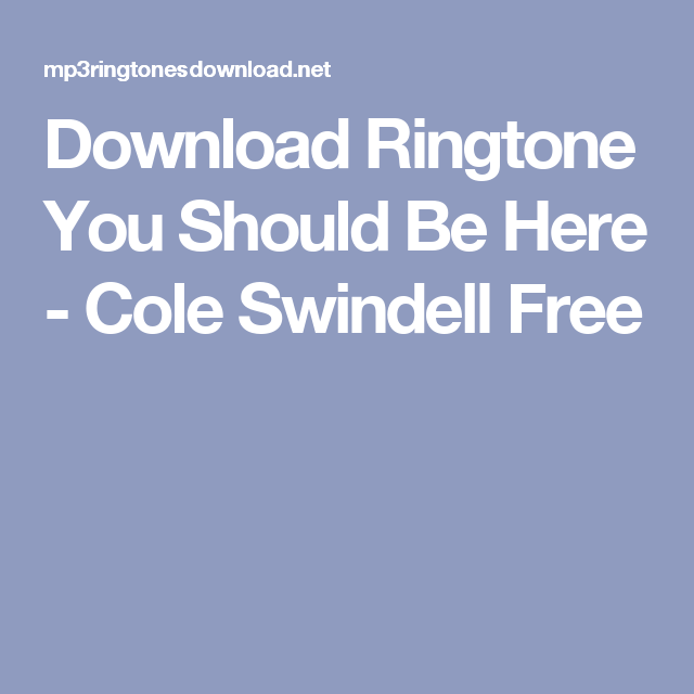 You so download dance think can ringtone free you