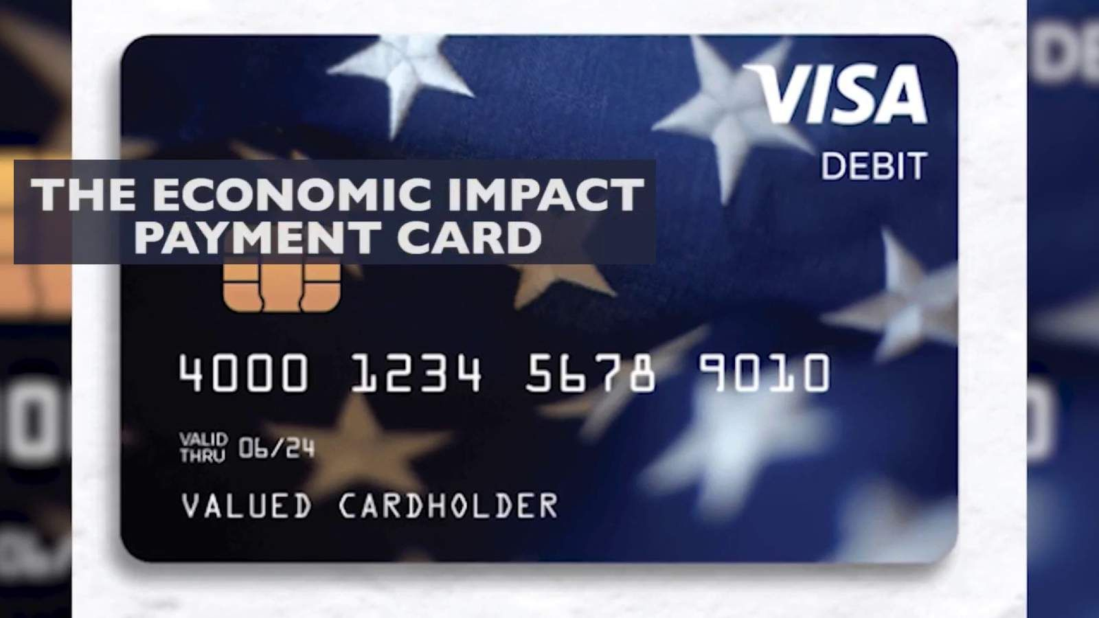 Some Stimulus Check Payments May Be Sent On A Prepaid Debit Card Known As The Economic Impact Payment Card Debit Debit Card Cards