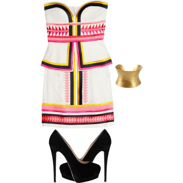 """""""Fashion Show"""" by katielavigna on Polyvore"""