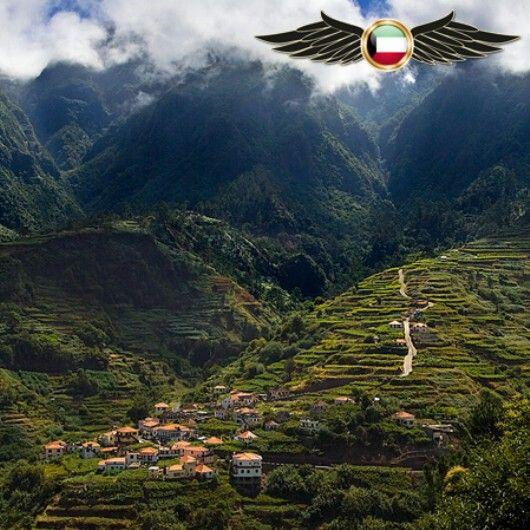 Madeira Island Portugal جزيرة ماديرا البرتغال مجموعه من الجزر وعاصمتها فونشال تقع في شمال المحيط الأطلسي و تعد المنطقة الأبعد من الاتحاد الأوروبي ال World