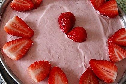 Erdbeer - Quark - Kuchen 1