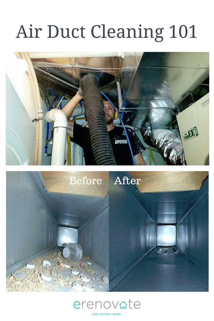 Air Duct Cleaning 101 Clean air ducts, Duct cleaning
