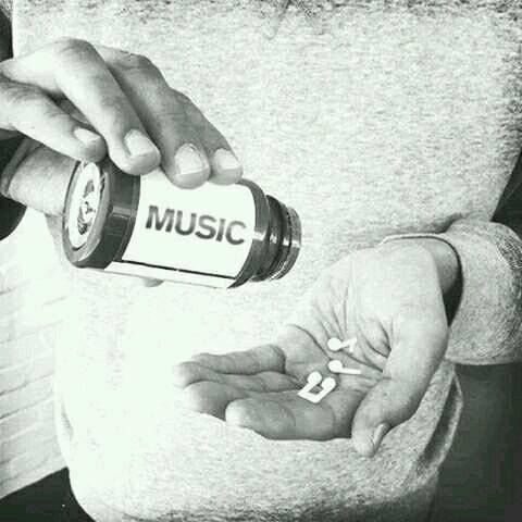 Music is the best medicine ... :-) #music #passion #love