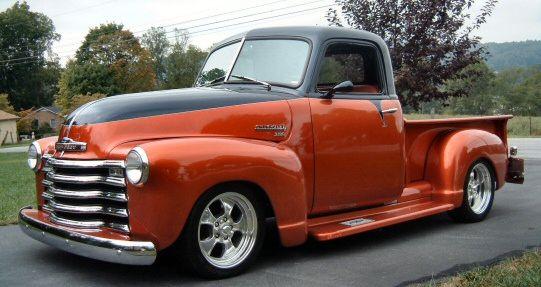 1950 Chevy 3100 Pickup Custom Street Rod  1950 chevy pickup