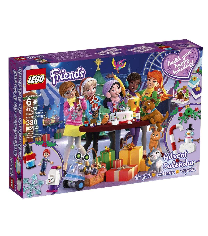 Lego Friends Advent Calendar 41382 Lego City Advent Calendar