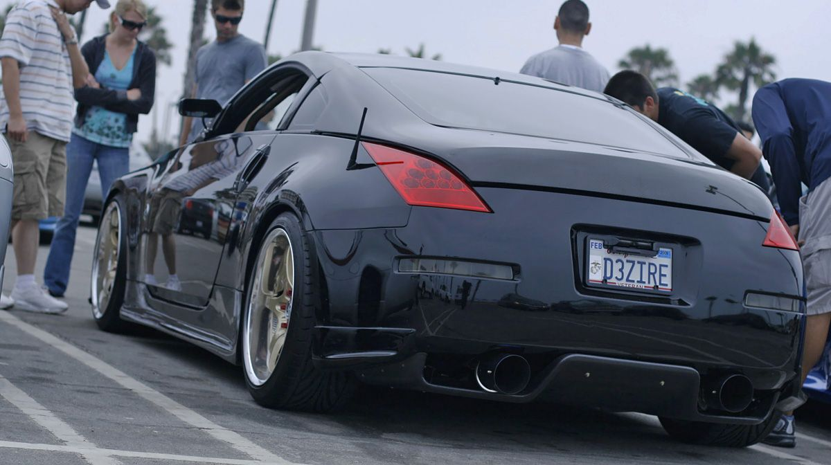 Pic Request Nismo V2 Rear Add Ons Mastergrade Diffuser My350z Com Forums Ads Diffuser Nissan 350z