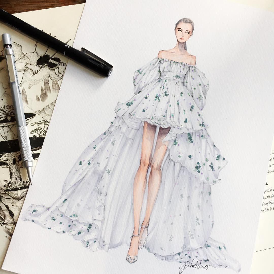 Free Fashion Croquis: 120 Fashion Figure Templates 6