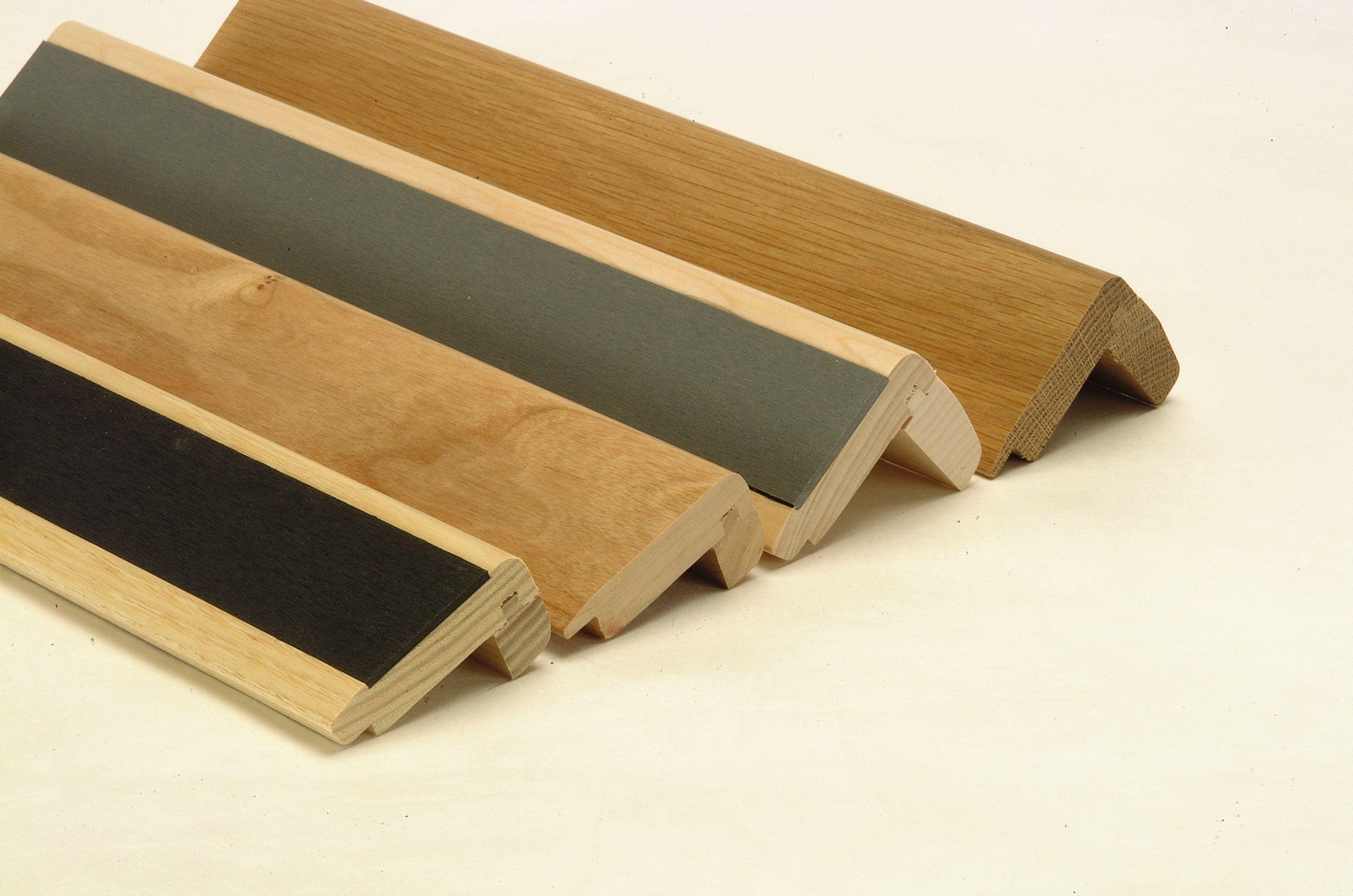 Frontier Wood Stair Nosing Profiles