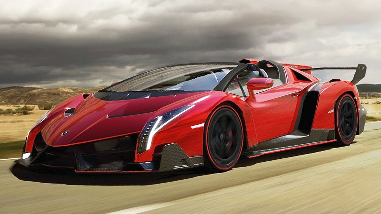 Top 10 Most Rare And Expensive Cars In The World Lamborghini