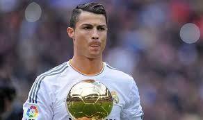 Whispers: Cristiano Ronaldo premieres his film in London.