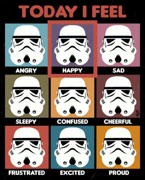 Cómo te sientes hoy...???