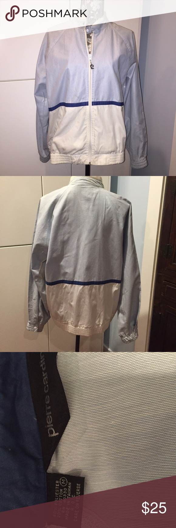 Vintage Pierre Cardin Track Jacket Jackets Clothes Design Track Jackets