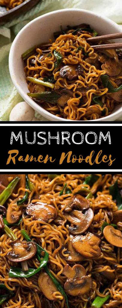 10 Vegetarian Ramen Noodle Recipes | Aglow Lifestyle