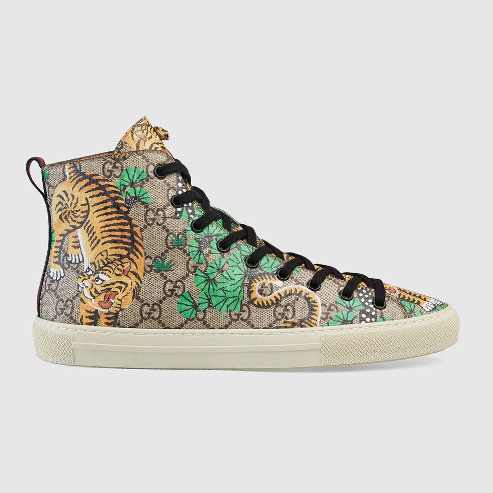 Gucci Bengal high-top sneaker