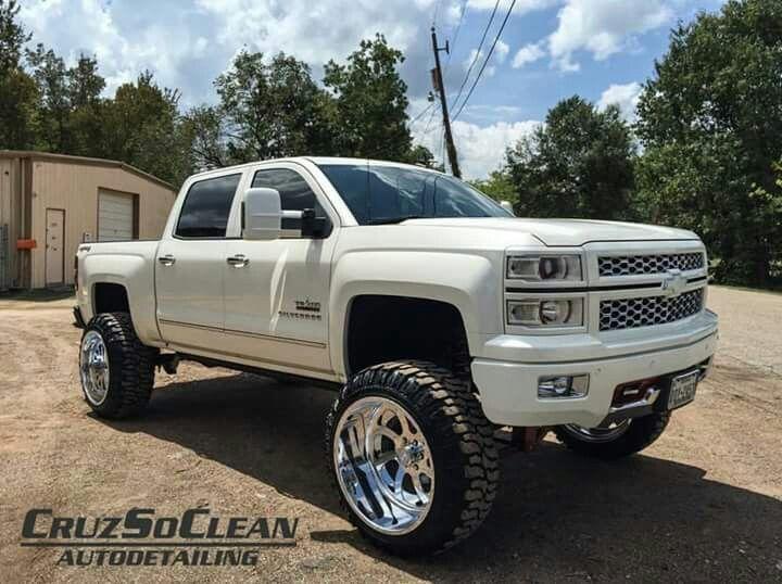 2015 Chevy Silverado Lifted >> 2015 Chevrolet Silverado 1500 Lifted Lifted Trucks That I Would