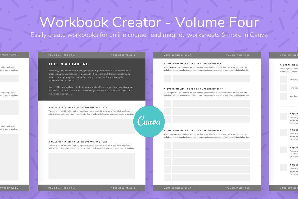 Ad Workbook Template