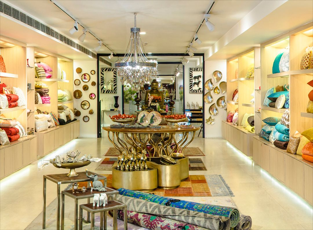 Home decor stores in hyderabad.