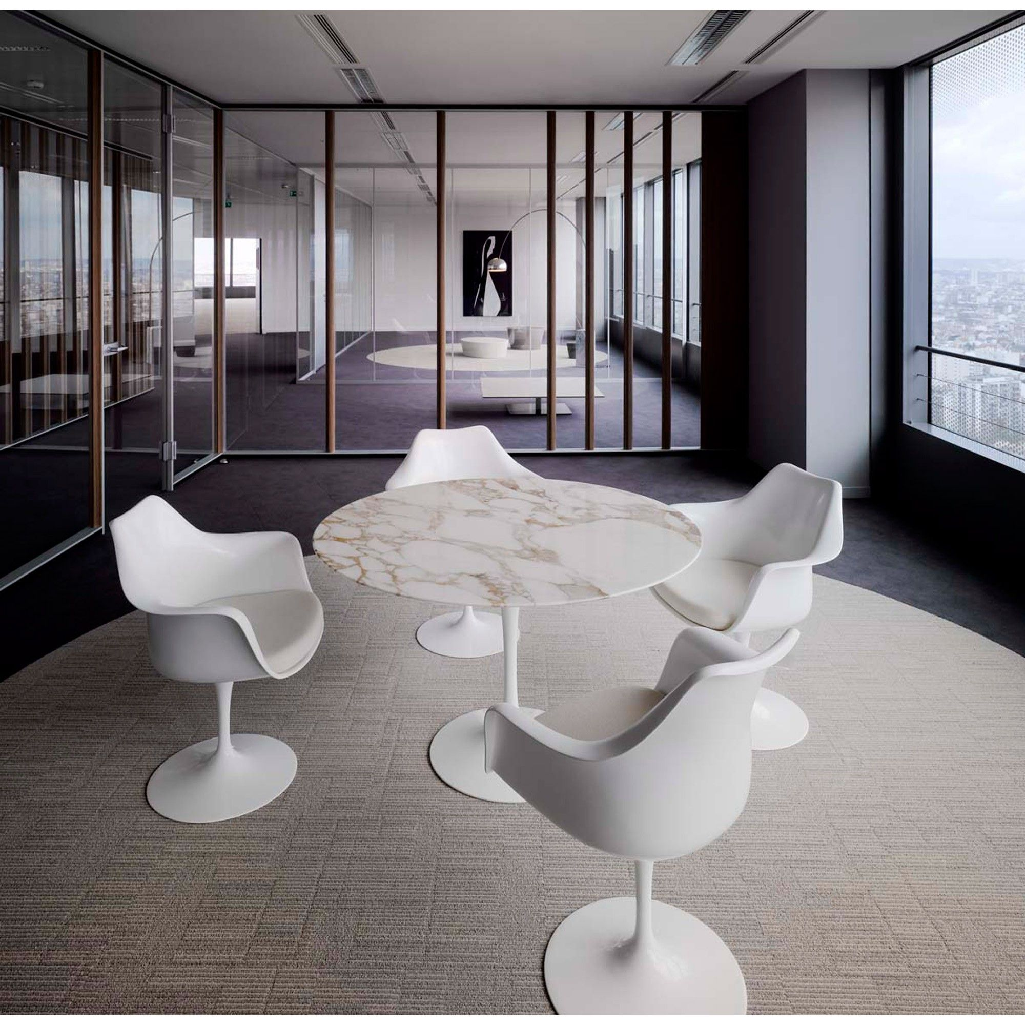 *For a limited time only, buy 4 Tulip Chairs or Armchairs and pay Selected  finishes: Knoll Felt and Kvadrat Tonus and Hallingdall fabrics Saarinen's  ...