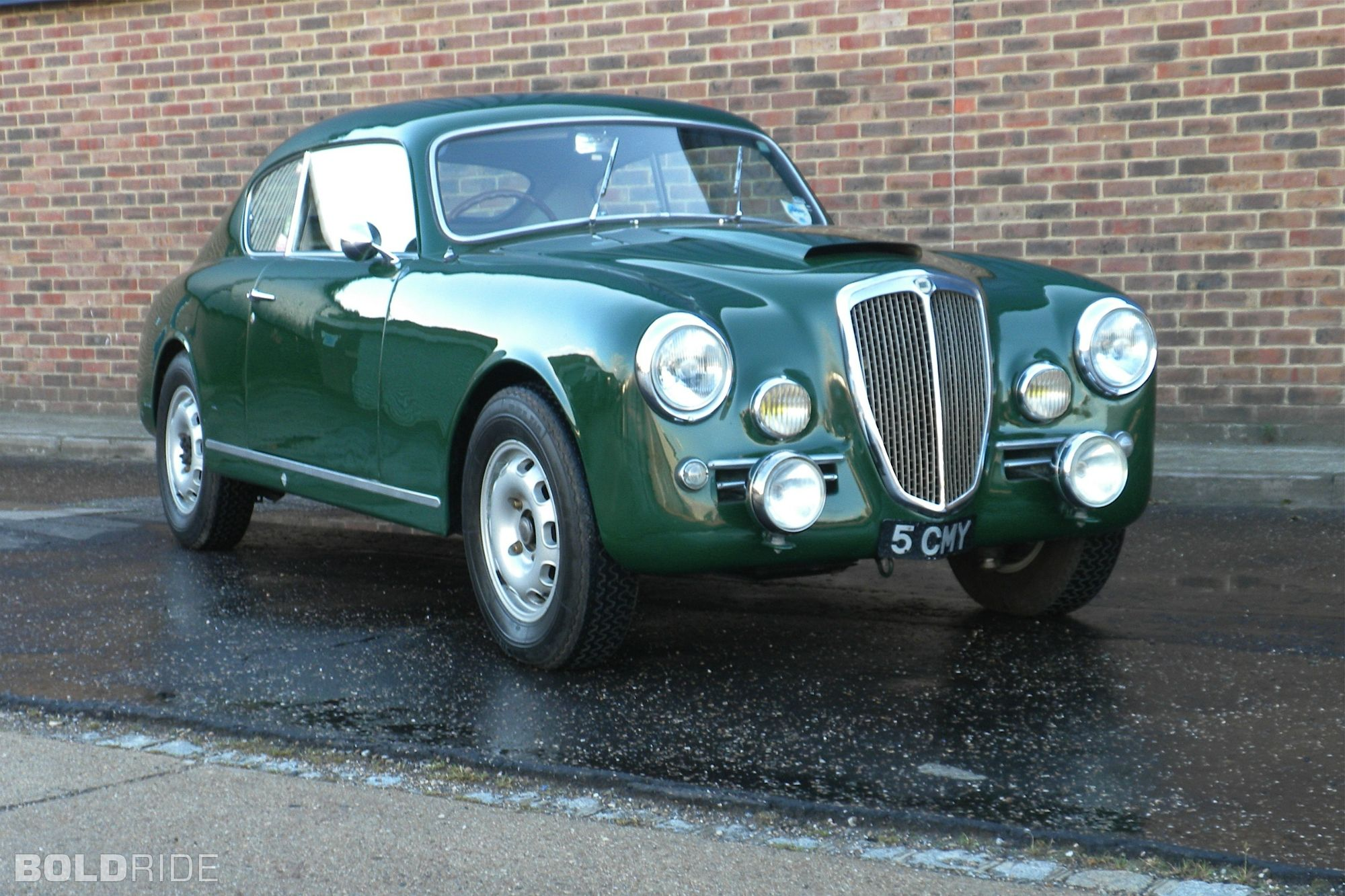 1954 lancia aurelia b20 gt coupe