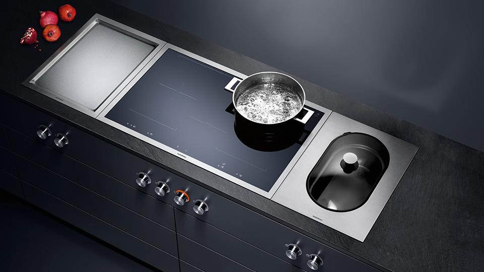 400 Series Vario Flex Induction Cooktop 400 Series Stainless Steel