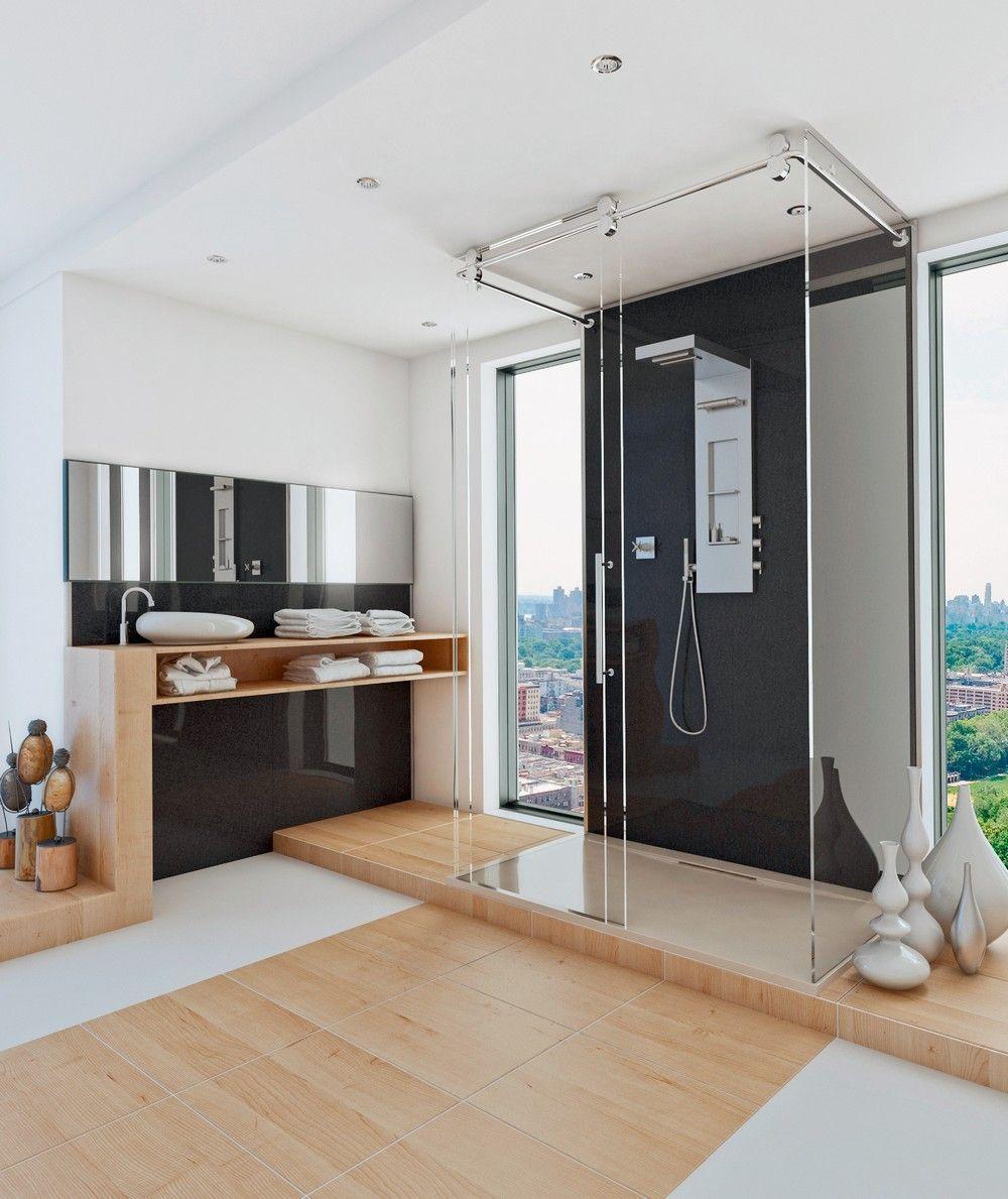 Es+müssen+nicht+immer+Fliesen+sein+++++Bad+und+Küche:+moderner+Look+ ...