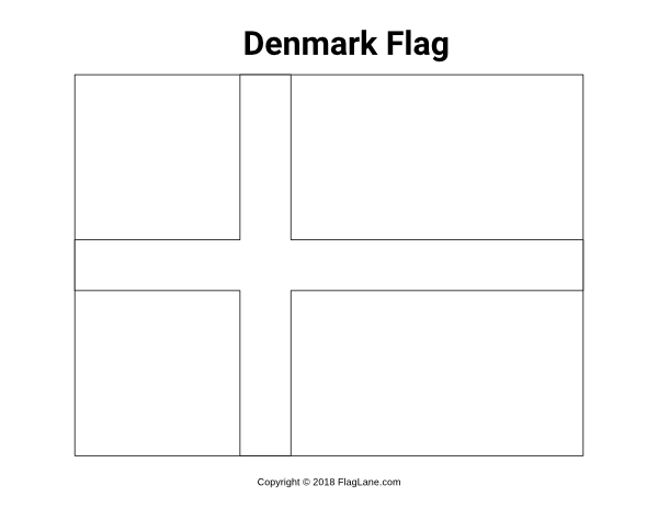 Free Printable Denmark Flag Coloring Page Download It At Https Flaglane Com Coloring Page Dane Flag Denmark Flag Flag Coloring Pages Flag Printable