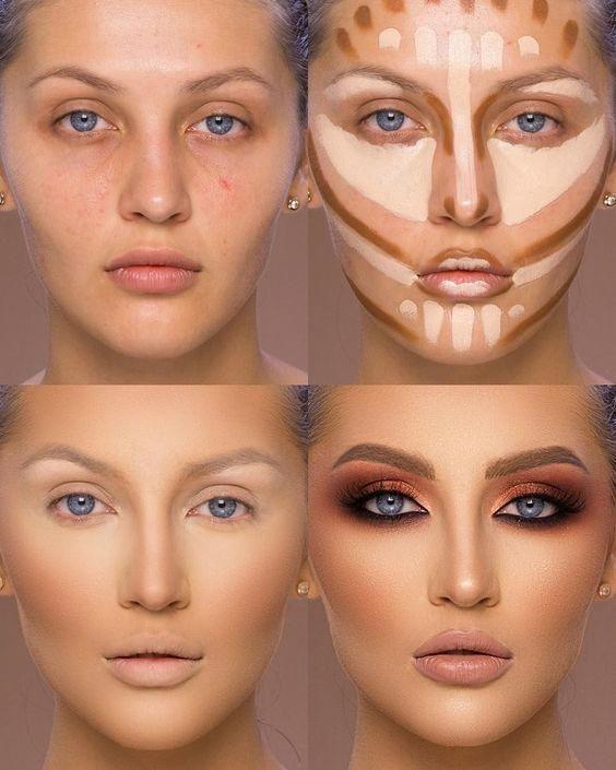Photo of Rotating 360 Degree Makeup Organizer