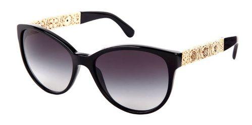 226d7c78bf6dd Les lunettes-bijoux de Chanel