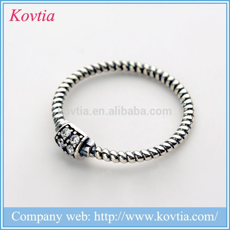 New model 925 silver tat ring jewelry designs for girls ...