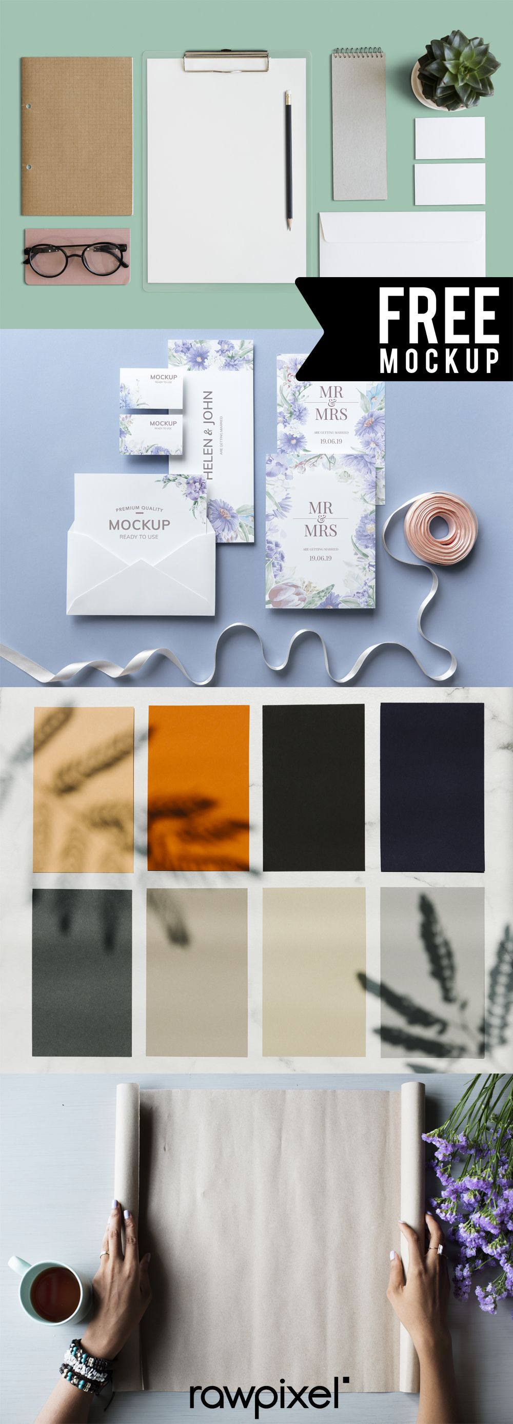 Download Beautiful Free And Premium Flat Lay Mockups As Well As Vectors Psd Mockups And Illustra Web Design Resources Free Design Resources Creative Banner